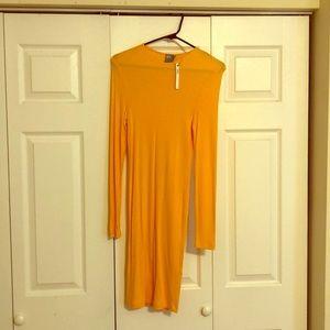 Bodycon ASOS dress